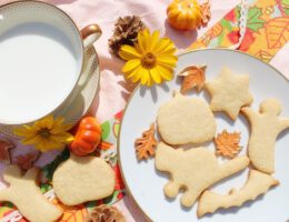 Halloween Cut Out Cookies Recipe