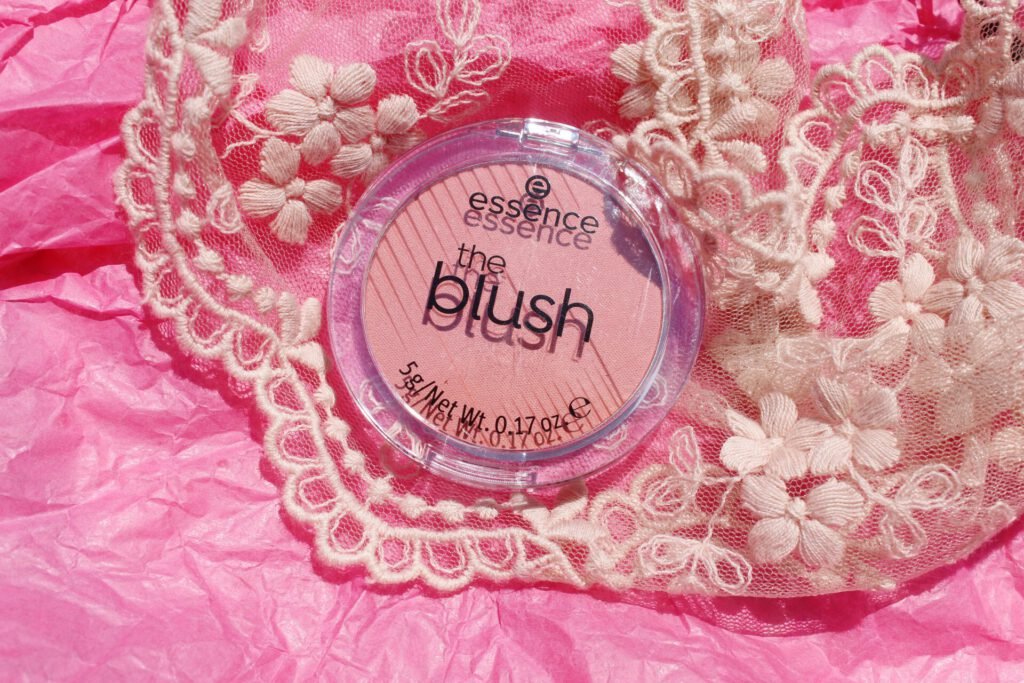 Essence Cosmetics The Blush Review