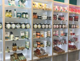 The Body Shop Introduces Refill Stations